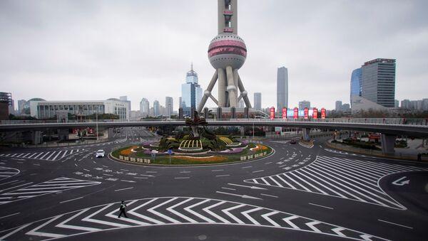 Hayalet kasabalara dönüşen Çin şehirleri - Sputnik Türkiye