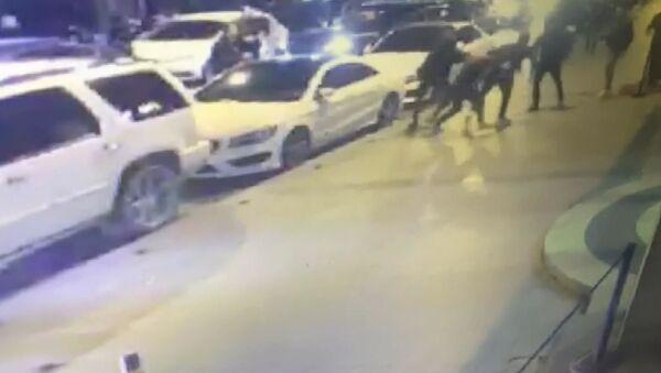 Beyoğlu'nda midye ısmarlama tartışması cinayetle sonuçlandı - Sputnik Türkiye