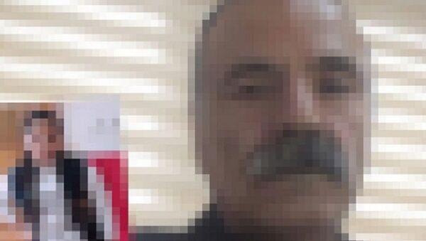 Esenyurt, sözleşmeli memur İsmail S. - Sputnik Türkiye