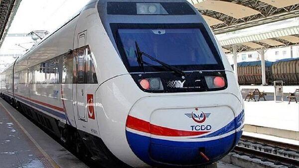 Yüksek Hızlı Tren, YHT - Sputnik Türkiye