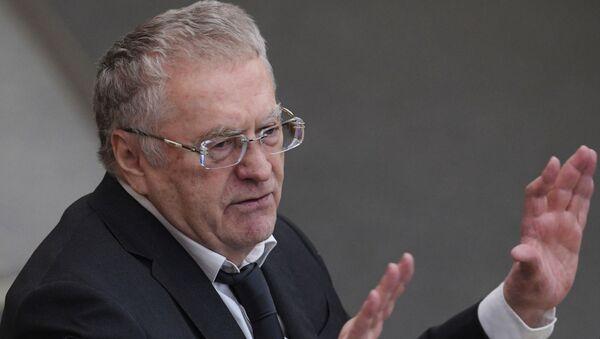 Vladimir Jirinovskiy - Sputnik Türkiye