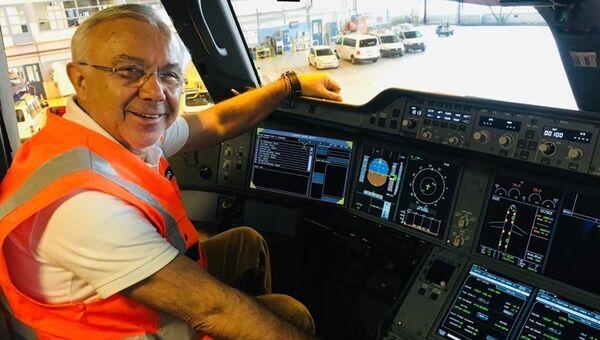 Liderlerin özel pilotu - Sputnik Türkiye