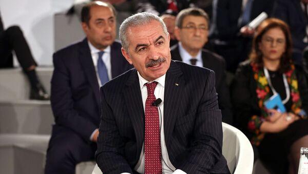 Filistin Başbakanı Muhammed Iştiyye - Sputnik Türkiye