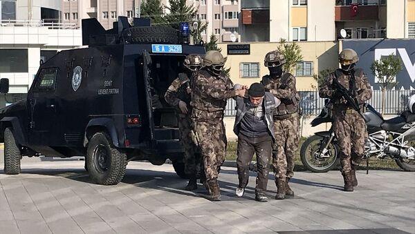 IŞİD infazcısı Bursa'da doğal gaz servisinde çalışıyormuş - Sputnik Türkiye