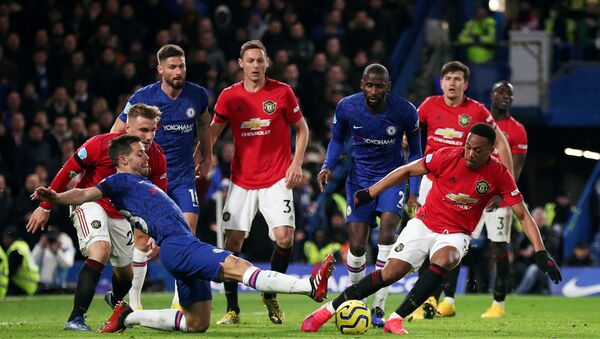 Chelsea, Manchester United - Sputnik Türkiye