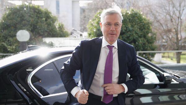 Almanya Federal Meclis Dışişleri Komisyonu Başkanı Norbert Röttgen - Sputnik Türkiye