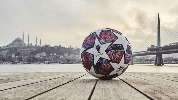 İstanbul temalı top-İstanbul 20-UEFA - Sputnik Türkiye