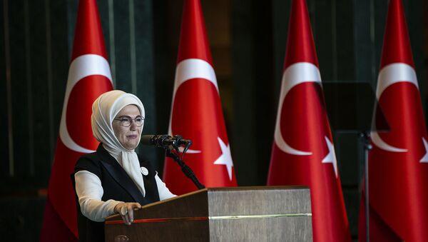 Emine Erdoğan  - Sputnik Türkiye