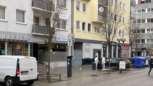 Hanau'daki saldırı - Sputnik Türkiye