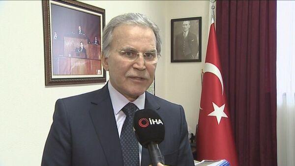 Mehmet Ali Şahin - Sputnik Türkiye