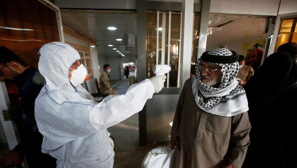 Irak, koronavirüs - Sputnik Türkiye