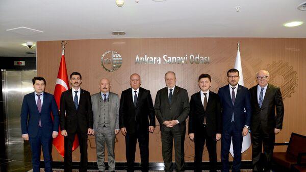 Tacikistan Cumhuriyeti Ülke Tanıtım Toplantısı - Sputnik Türkiye