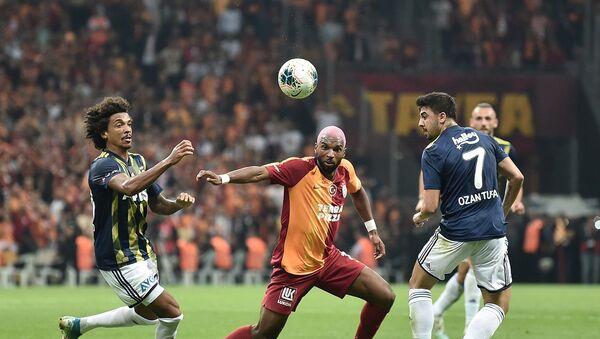 Fenerbahçe-Galatasaray maçı - Sputnik Türkiye