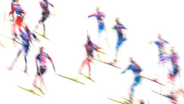 2020 Biatlon Dünya Şampiyonası  - Sputnik Türkiye