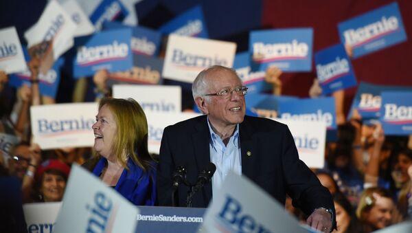 Bernie Sanders - Sputnik Türkiye