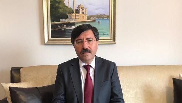 Mustafa Damar - Sputnik Türkiye