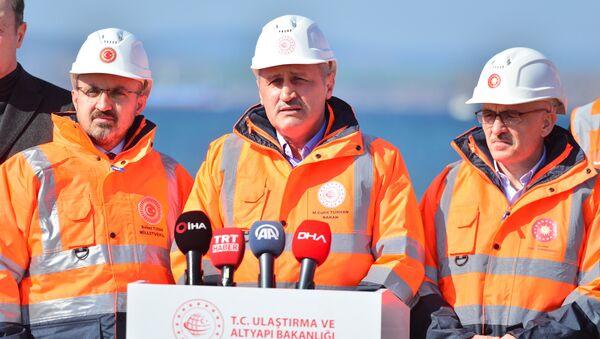 Cahit Turan - Sputnik Türkiye
