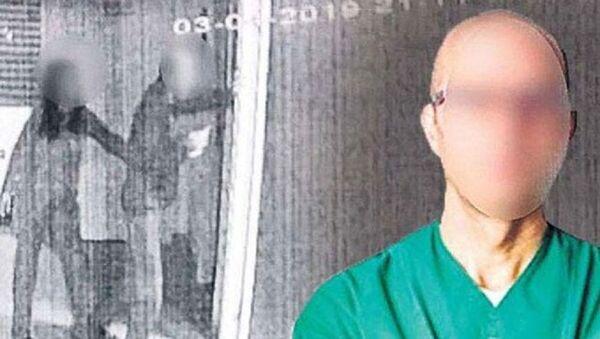 Tecavüzle suçlanan profesör davasında yaklaşık 1 saatlik görüntü kayıp - Sputnik Türkiye