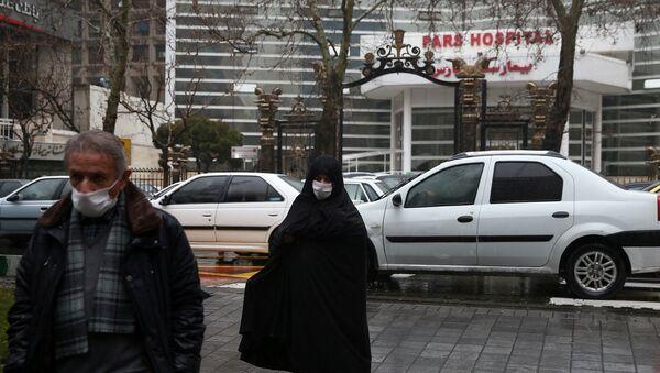 İran - koronavirüs - Sputnik Türkiye