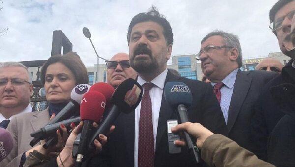 Celal Çelik - Sputnik Türkiye