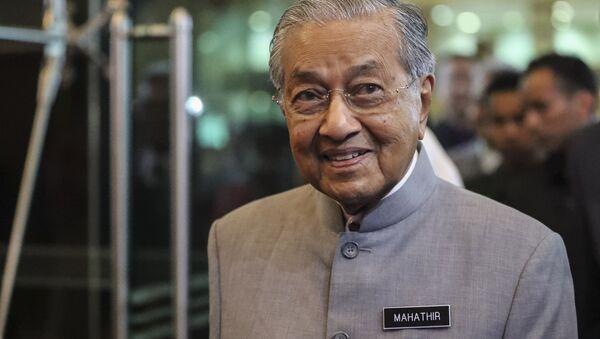 Mahathir Muhammed - Sputnik Türkiye