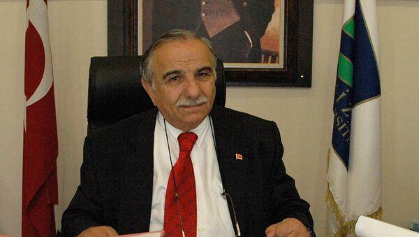 Prof. Dr. Nazmi Turan Okumuşoğlu - Sputnik Türkiye