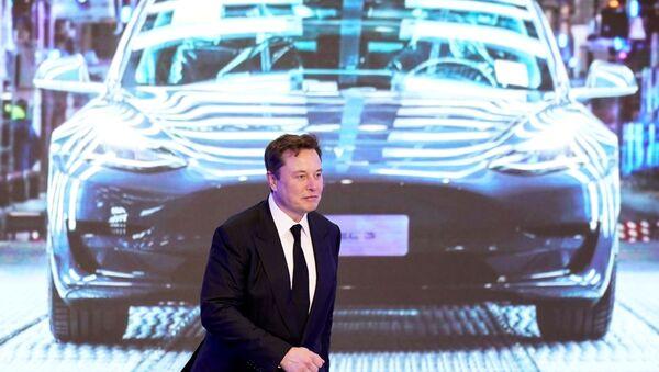 Elon Musk - Sputnik Türkiye