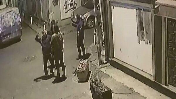 Patron işçisini döverek öldürdü - Sputnik Türkiye