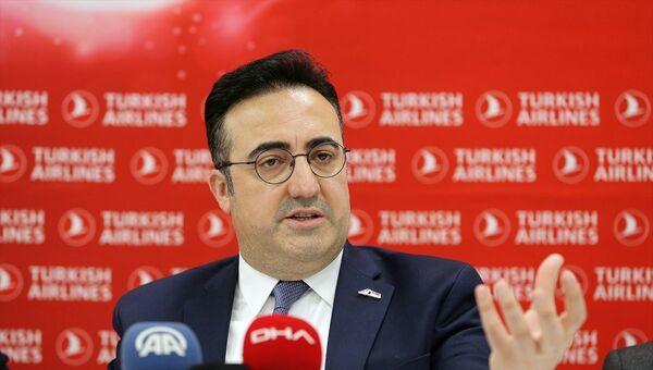THY Yönetim Kurulu Başkanı İlker Aycı - Sputnik Türkiye