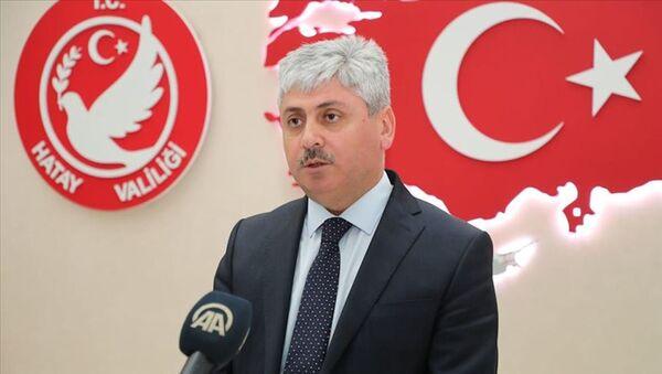 Hatay Valisi Rahmi Doğan - Sputnik Türkiye