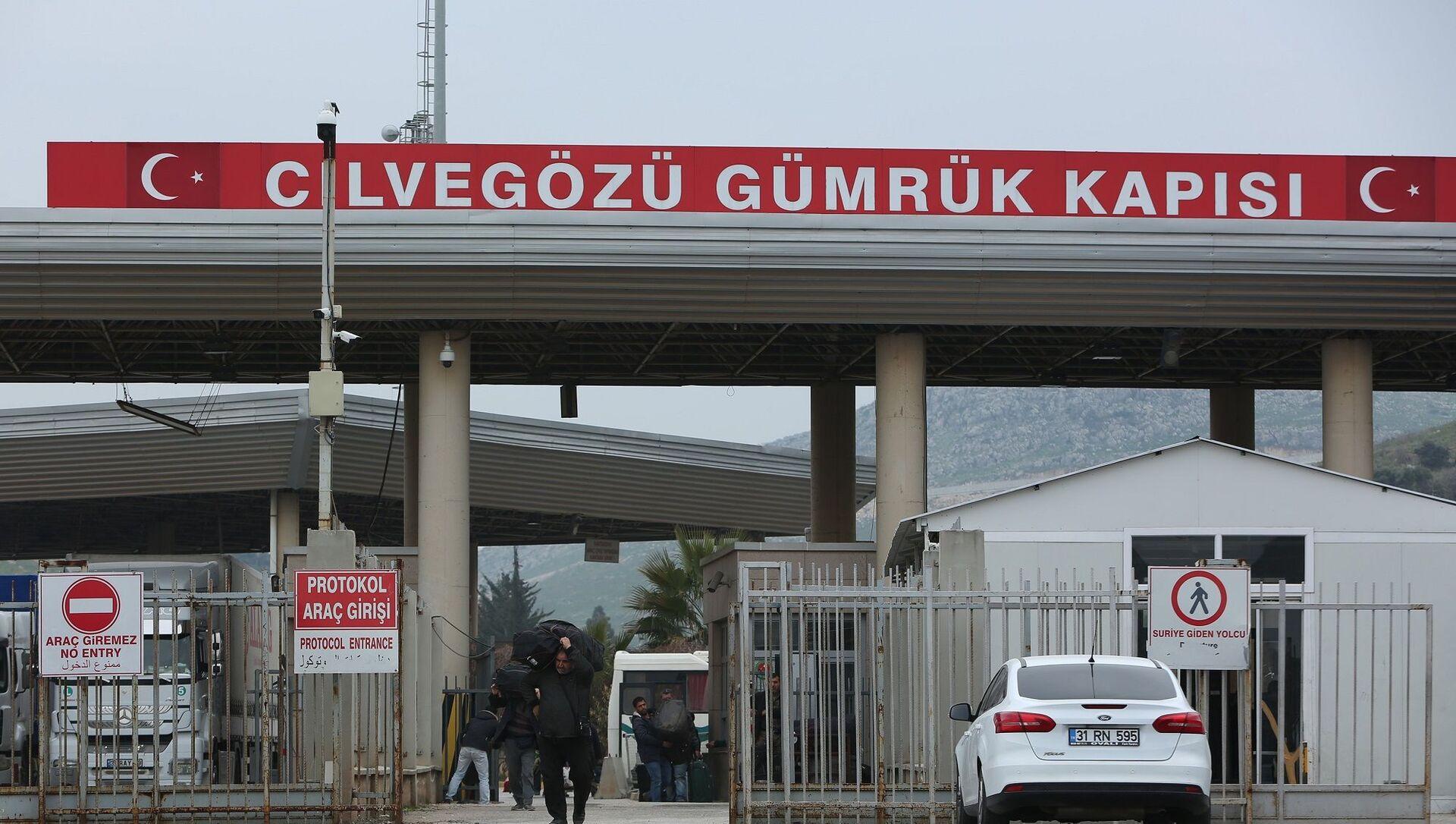 Cilvegözü Kapısı  - Sputnik Türkiye, 1920, 09.07.2021