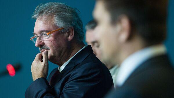 Lüksemburg Dışişleri Bakanı Jean Asselborn - Sputnik Türkiye