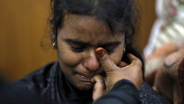 Yeni Delhi'deki çatışmalarda 35 kişi öldü - Sputnik Türkiye