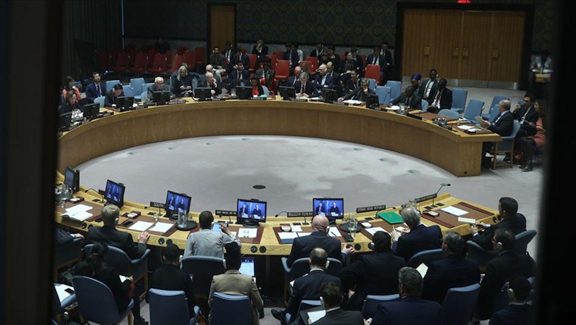 Birleşmiş Milletler Güvenlik Konseyi - Sputnik Türkiye, 1920, 28.07.2021