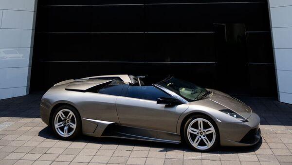 Lamborghini - Sputnik Türkiye