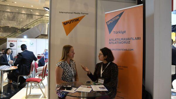 Heather Matteson - Sputnik Türkiye