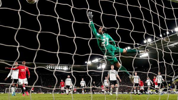 İngiltere FA Kupası, Manchester United - Sputnik Türkiye