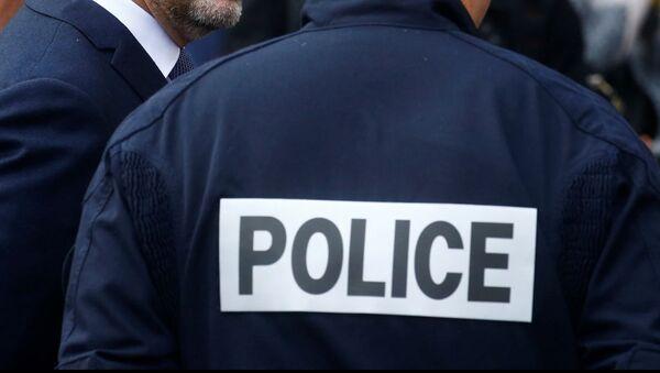 Fransa polis - Sputnik Türkiye