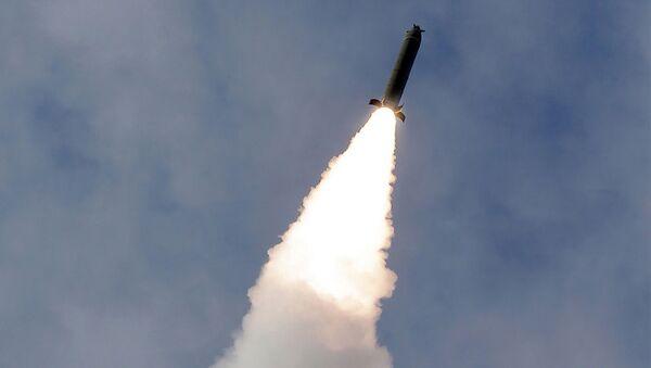 Kuzey Kore füze - Sputnik Türkiye