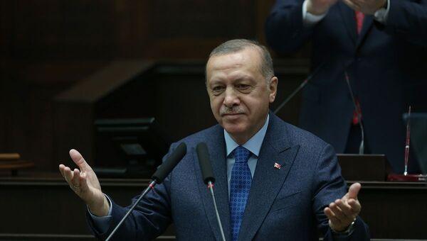 Recep Tayyip Erdoğan, - Sputnik Türkiye