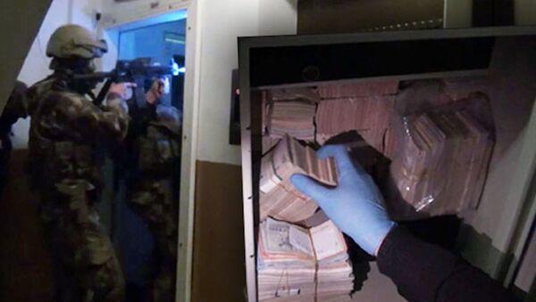 İstanbul'da dev operasyon: Kasalar dolusu para ve ziynet eşyası ele geçirildi - Sputnik Türkiye