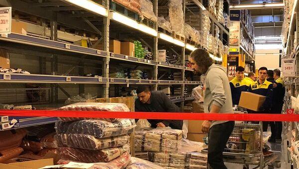 Market, alışveriş, stokçuluk - Sputnik Türkiye