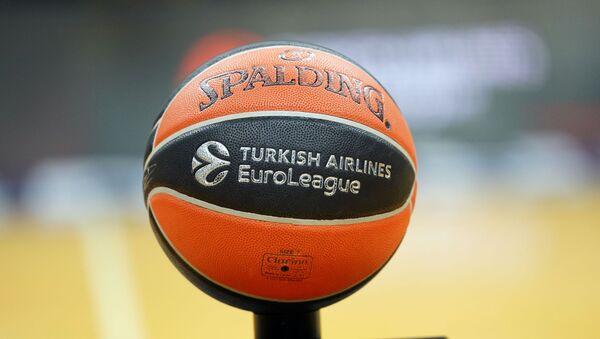 THY Euroleague - Sputnik Türkiye