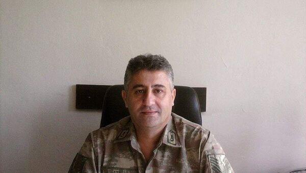 Emekli Jandarma İstihbaratçı Astsubay Şeref Ateş - Sputnik Türkiye