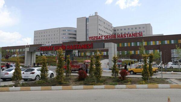 Yozgat Şehir Hastanesi - Sputnik Türkiye