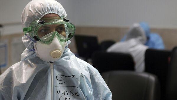 İran, koronavirüs - Sputnik Türkiye