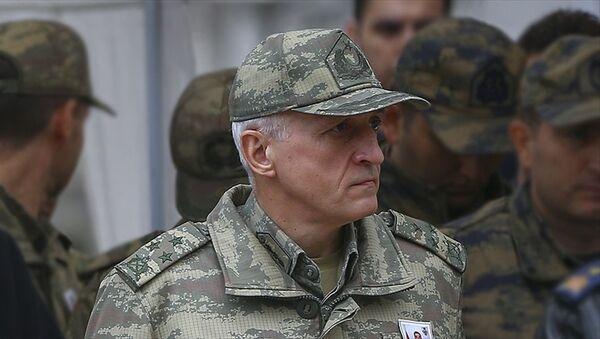 Korgeneral İbrahim Yılmaz - Sputnik Türkiye