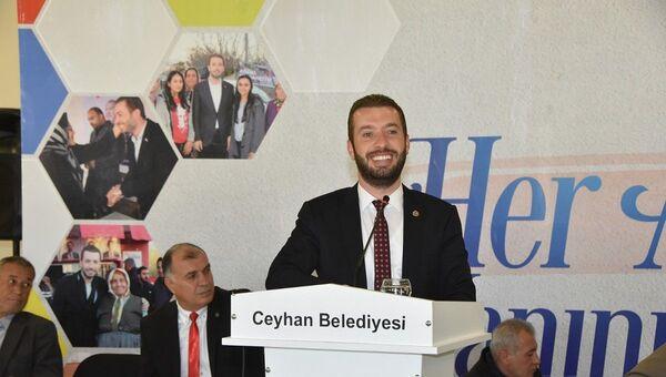 Ceyhan Belediye Başkanı Kadir Aydar - Sputnik Türkiye