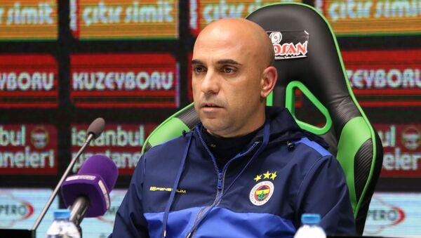 Fenerbahçe Antrenörü Zeki Murat Göle - Sputnik Türkiye