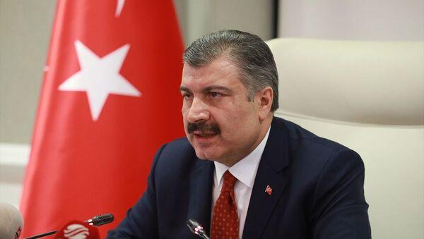 Fahrettin Koca - Sputnik Türkiye